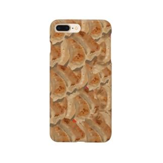一面の餃子 Smartphone cases