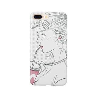 夏の魔法なんかじゃない。 girl ver. Smartphone cases