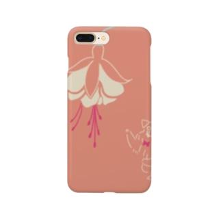 ととめめ明日のお花:5月17日 Smartphone cases