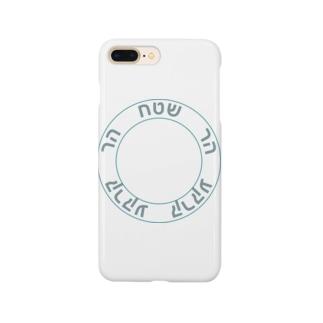 小狐流浄化護符グッズ Smartphone cases