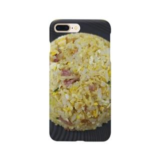 パコめし🐾 カップヌードル炒飯 Smartphone cases