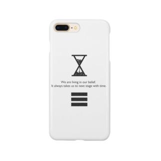 時間は大切に。 Smartphone cases