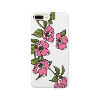 ハナミズキ Smartphone cases