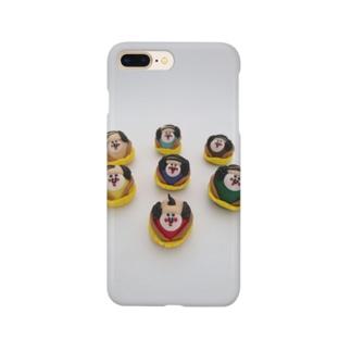 おやじラムネルさん Smartphone cases
