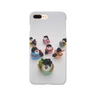 おばはんラムネルさん Smartphone cases