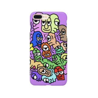 Humans Smartphone cases
