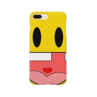 工場長のガハハ Smartphone cases