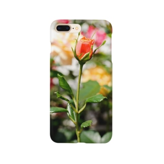 FLOWERS-蕾- Smartphone cases