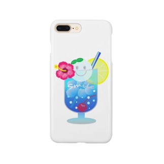 Smile in Cream Soda🍹 Smartphone cases