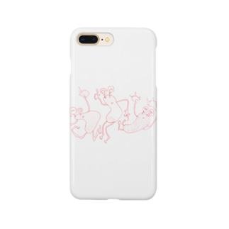 ダンシング明太子 Smartphone cases