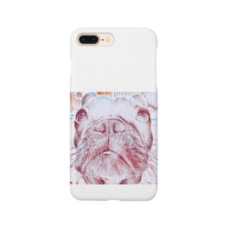 フレブルイラスト Smartphone cases