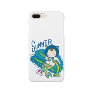 リトルアヤカ(夏) Smartphone cases