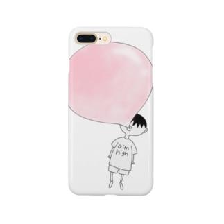 Bubblegum Adventure Smartphone cases