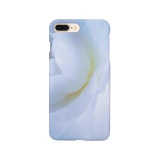 青の花 Smartphone cases