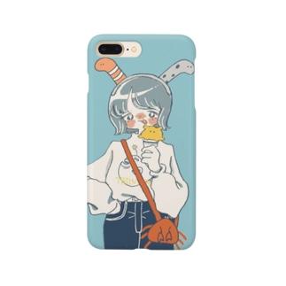 水族館コーデ Smartphone cases
