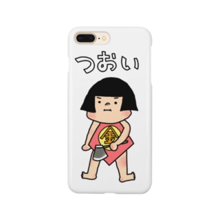 まさかりJr. Smartphone cases