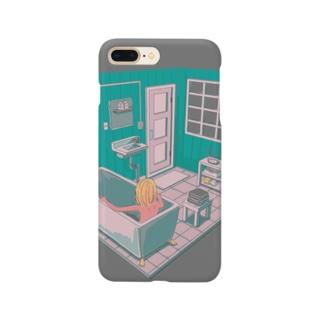 バスルーム Smartphone cases