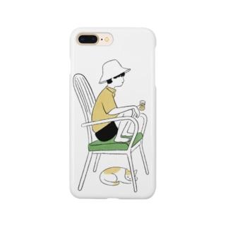 昼をふかやして(原案) Smartphone cases
