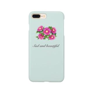 ハマナス Smartphone cases