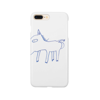 ちくちくびのウマすぎる絵 Smartphone cases