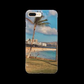 Sonokichiの穏やかなハワイ Smartphone cases