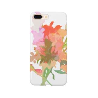 花束 Smartphone cases