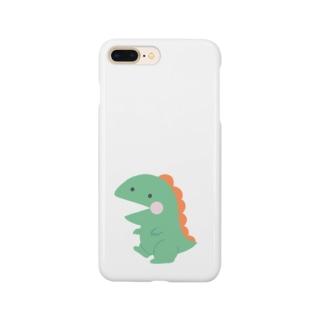 きょうりゅう Smartphone cases