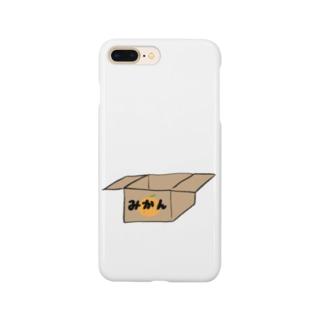 みかんの箱 Smartphone cases