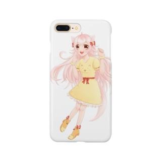猫少女 Smartphone cases