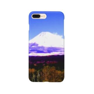 ビビットフジ Smartphone cases