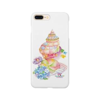 貝の家 Smartphone cases