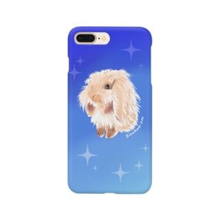 うさぎさん(アメファジ) Smartphone cases