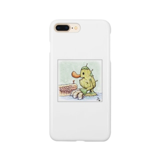 キー坊 Smartphone cases