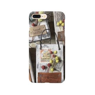 フラワーコレクション Smartphone cases