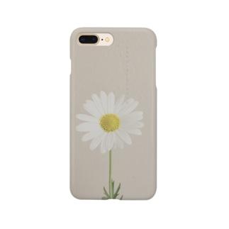sakura f studioのマーガレット Smartphone cases