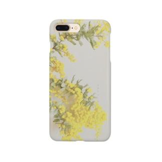 sakura f studioのミモザ Smartphone cases