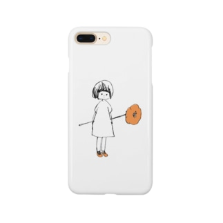 flower girl Smartphone cases