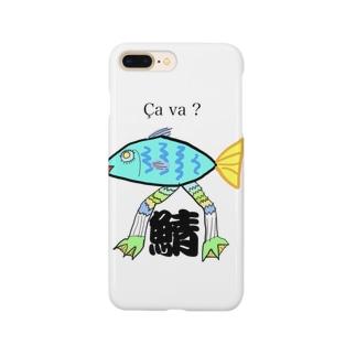 サヴァちゃん Smartphone cases