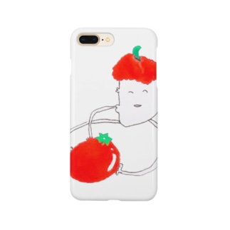 共食い Smartphone cases