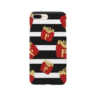 罪深きポテト  Smartphone cases