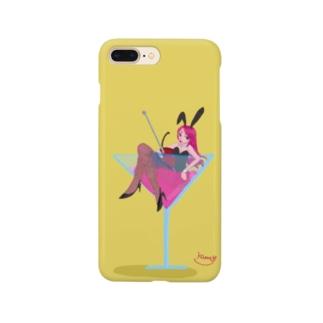 バニバニ Smartphone cases