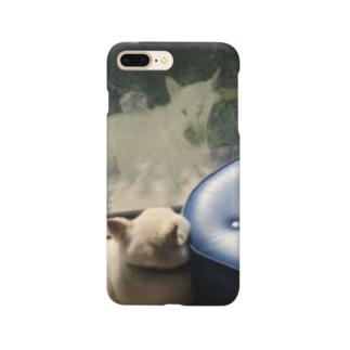 いぬみさんのiPhoneケース Smartphone cases