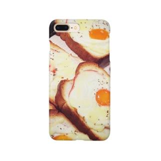 ハムエッグトースト Smartphone cases