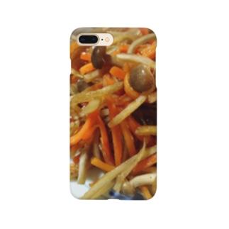 きんぴら Smartphone cases