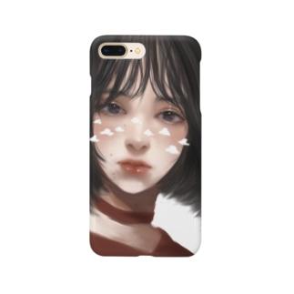 雲メイク Smartphone cases