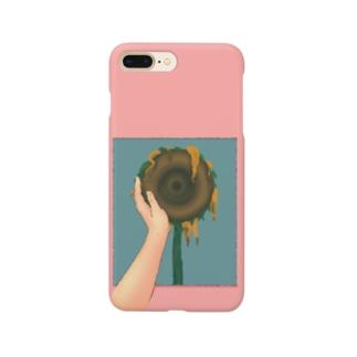 寄り添う兆し Smartphone cases