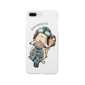 ぷぅぜろバイクスマホケース Smartphone cases
