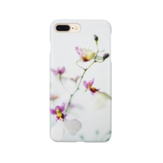 イオノシジウム Smartphone cases