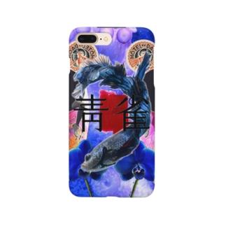 青雀 Smartphone cases