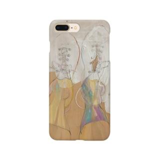 レッスンシューズ Smartphone cases